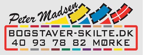 Bogstaver og Skilte logo